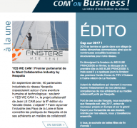 Com'on Business n°5 Décembre 2016
